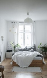 Interior Design For Your Bedroom With Scandinavian Style 34