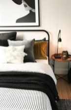 Interior Design For Your Bedroom With Scandinavian Style 49