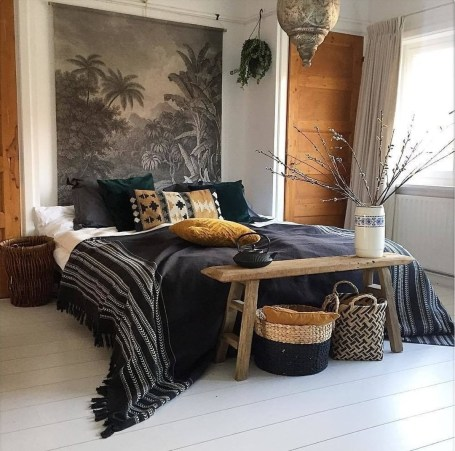 Interior Design For Your Bedroom With Scandinavian Style 52