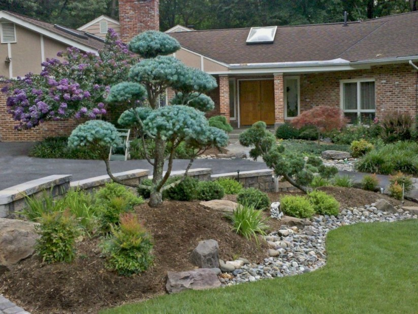 Lovely Landscaping Plans For Your Own Yard 12