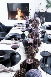 Luxury Christmas Table Decoration For Celebrating Christmas This Year 34