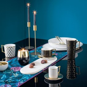 Luxury Christmas Table Decoration For Celebrating Christmas This Year 52