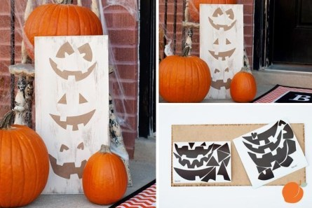 Perfect Pumpkin Ideas To Decorate Your Porch 34