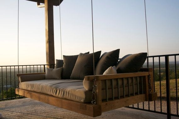 Relaxing Suspended Outdoor Beds That Will Transform Your Year 28