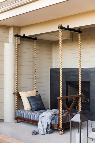 Relaxing Suspended Outdoor Beds That Will Transform Your Year 29