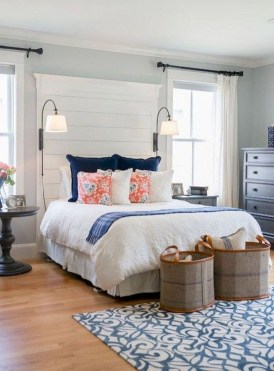 Small Master Bedroom Decor Ideas 51