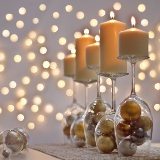 Tips To Make DIY Christmas Table Decorations 04