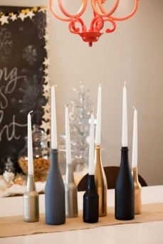 Tips To Make DIY Christmas Table Decorations 24
