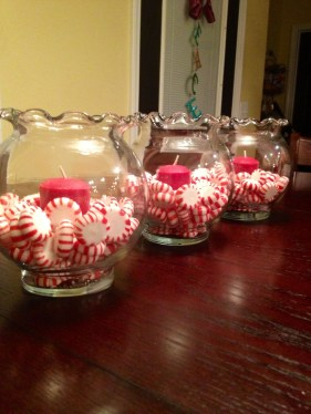 Tips To Make DIY Christmas Table Decorations 30