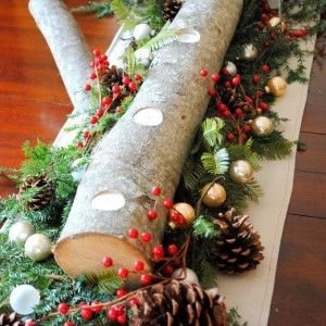 Tips To Make DIY Christmas Table Decorations 32