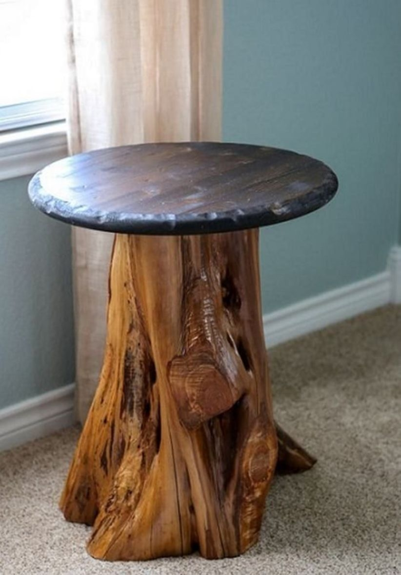 Ways To Upgrade Your House With Rustic Furniture Ideas 11