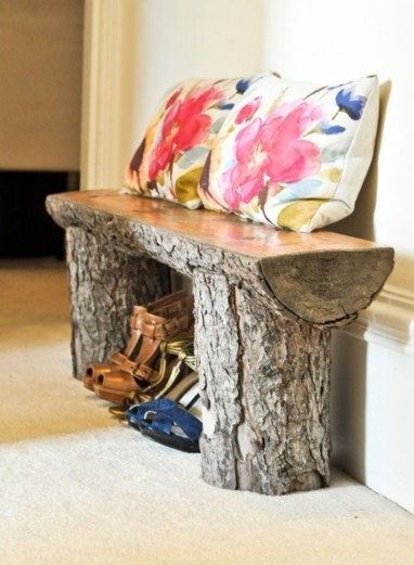 Ways To Upgrade Your House With Rustic Furniture Ideas 15