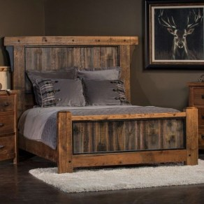 Ways To Upgrade Your House With Rustic Furniture Ideas 18