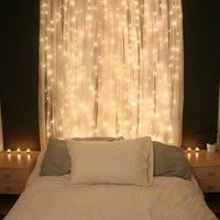 Ways To Use Christmas Light In Your Room 30