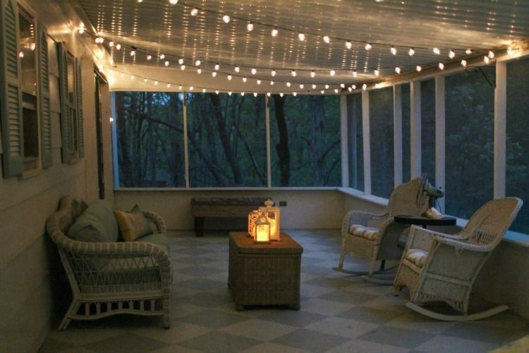 Ways To Use Christmas Light In Your Room 32