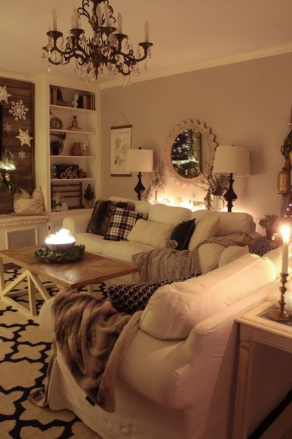 Ways To Use Christmas Light In Your Room 40