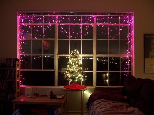 Ways To Use Christmas Light In Your Room 54