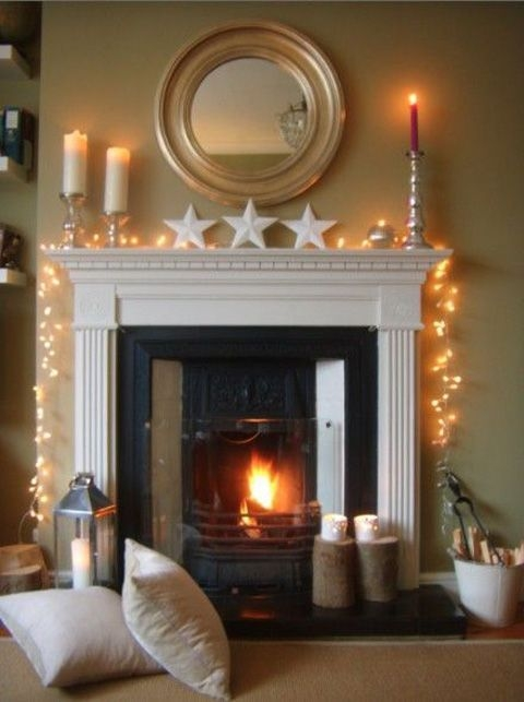 Ways To Use Christmas Light In Your Room 55