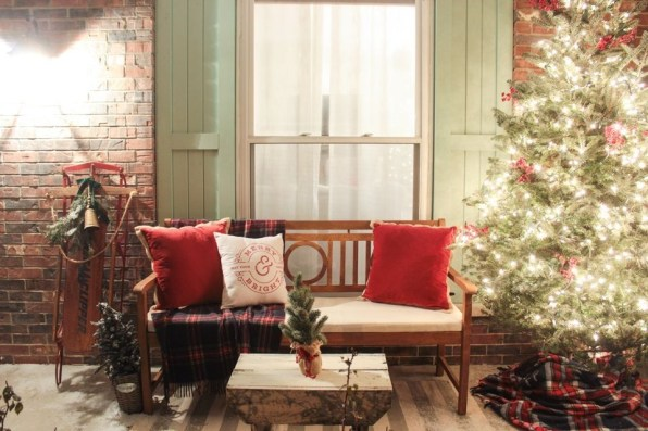 Ways To Use Christmas Light In Your Room 60