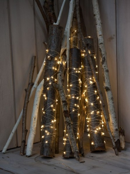 Ways To Use Christmas Light In Your Room 64