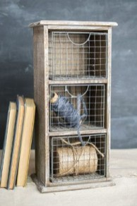 Wire Basket Ideas You Can Make For Storage 19