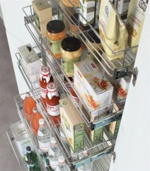 Wire Basket Ideas You Can Make For Storage 25