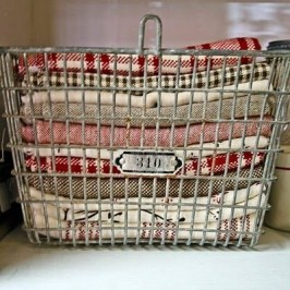 Wire Basket Ideas You Can Make For Storage 53