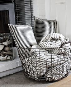 Wire Basket Ideas You Can Make For Storage 55
