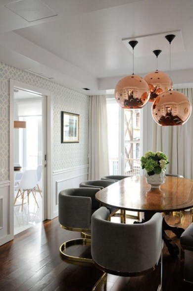 Wonderful Dining Room Decoration And Design Ideas 21