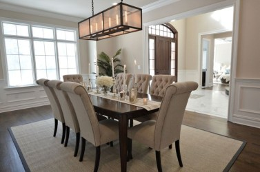 Wonderful Dining Room Decoration And Design Ideas 27