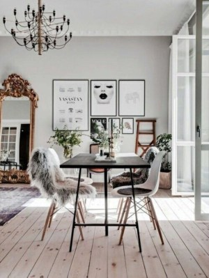 Wonderful Dining Room Decoration And Design Ideas 37