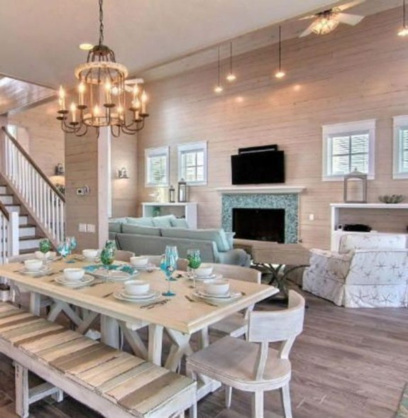 Wonderful Dining Room Decoration And Design Ideas 45