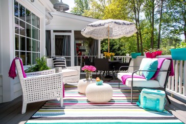 Best Deck Decorating Ideas For Outdoor Space 02