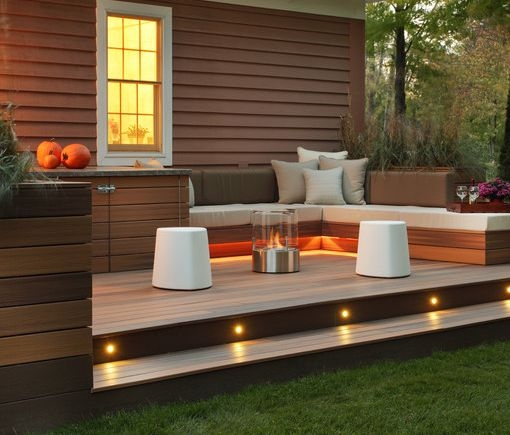 Best Deck Decorating Ideas For Outdoor Space 14