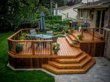 Best Deck Decorating Ideas For Outdoor Space 31