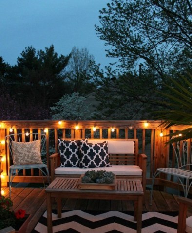 Best Deck Decorating Ideas For Outdoor Space 38