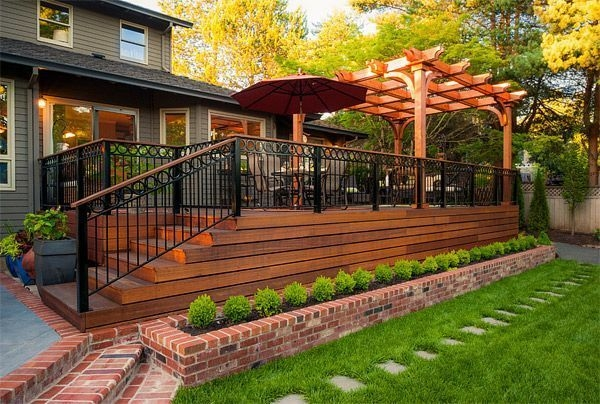 Best Deck Decorating Ideas For Outdoor Space 47