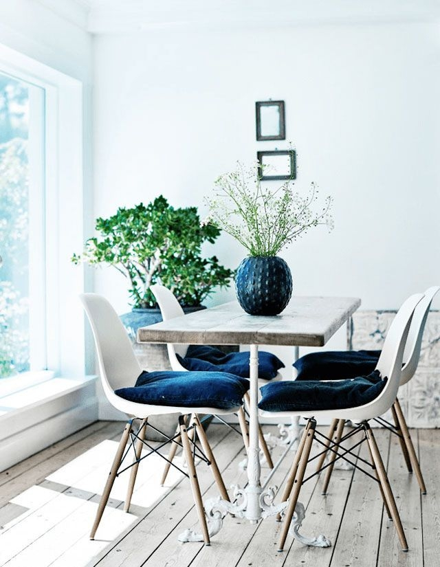 Awesome Scandinavian Style Interior Apartment Decoration 06