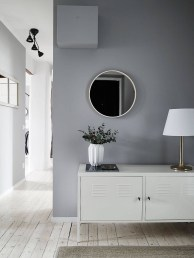 Awesome Scandinavian Style Interior Apartment Decoration 26