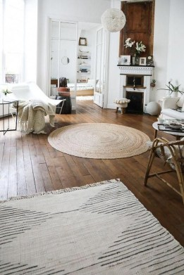 Awesome Scandinavian Style Interior Apartment Decoration 36