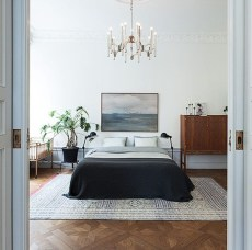 Awesome Scandinavian Style Interior Apartment Decoration 50