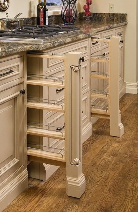 Kitchen Cabinet Idea Try For Your Decoration 34
