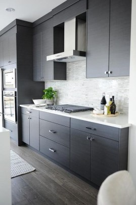 Kitchen Cabinet Idea Try For Your Decoration 48