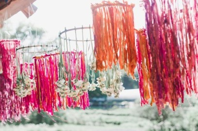 Amazing Hanging Ornament For Decorate Your Wedding 22