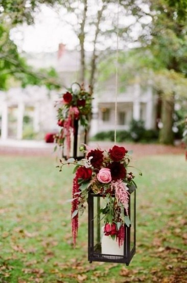 Amazing Hanging Ornament For Decorate Your Wedding 34