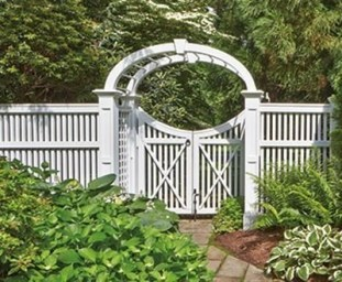 Amazing House Fence You Can Build In Your Garden 17