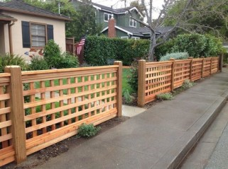 Amazing House Fence You Can Build In Your Garden 22
