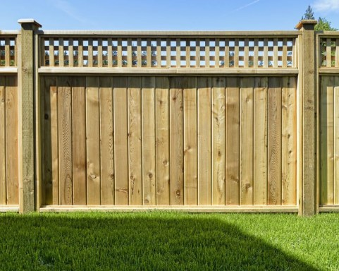 Amazing House Fence You Can Build In Your Garden 36
