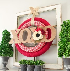 Best DIY Rustic Decoration Idea For Valentine Party 13