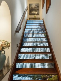 Best And Elegant Wooden Stairs In Your House 27